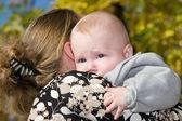 Parent care — Stock Photo