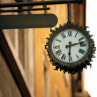 Street Clock - Stock Photo