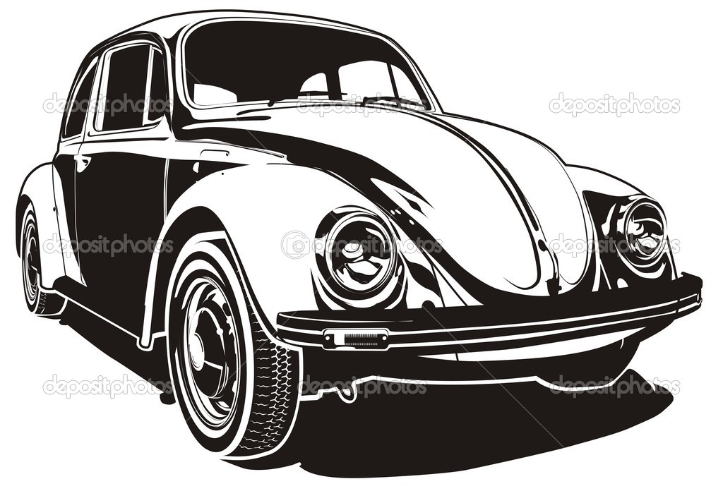 Vector illustration VW — Stock Vector #1843076