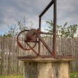 Royalty-Free Stock Photo: Rural well