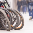 Bicycles — Stock Photo #1720358