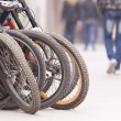 Bicycles — Stockfoto #1720358