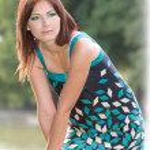 Fashion girl portrait — Stock Photo