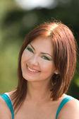 Lovely girl portrait — Stock Photo