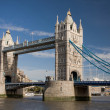 Tower bridge — Stock fotografie