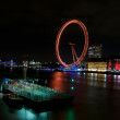 Stock Photo: London Eye