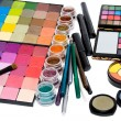 Make-up set — Stockfoto