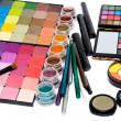Make-up set — Stock fotografie