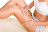 Woman massage — Stock Photo