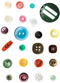 Colorful button — Stock fotografie