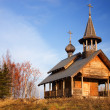 Royalty-Free Stock Photo: Wooden church