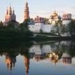 Stock Photo: Novodevichy convent 3