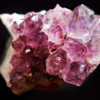 Stock Photo: Amethyst two