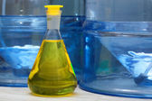 Erlenmeyer flask 01 — Stock Photo