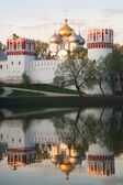 Novodevichy convent 4 — Stock Photo