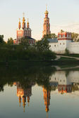 Novodevichy convent 5 — Stock Photo
