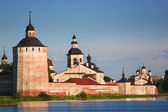 Kirillo-Belozersky monastery, overview — Stock Photo