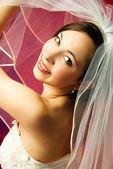 Молодая невеста — Стоковое фото