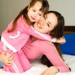 Mother and her little daughter — Stock Photo #1814665