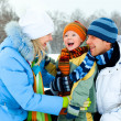 Family outdoor — Stock Photo #1891455