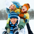 Happy family — Stock Photo #1891498