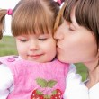 Loving mother and daughter — Stock Photo #1893630