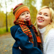 Mother and son — Stock Photo #1901335