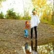 Mother and her son — Stock Photo #1901506