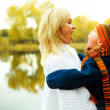 Mother and son — Stock Photo #1901748