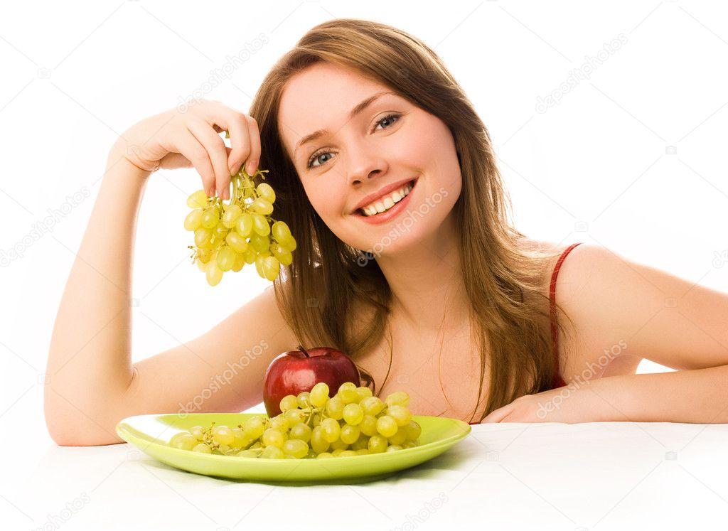 Малдавский виноград для похуденья