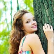 Stock Photo: Girl outdoor