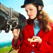 Equestrian — Stock Photo #1997887