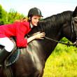 馬術競技 — ストック写真