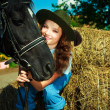 Royalty-Free Stock Photo: Equestrian