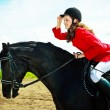 Equestrian - Stock Photo