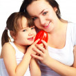 Mother and daughter — Stock Photo #1998983