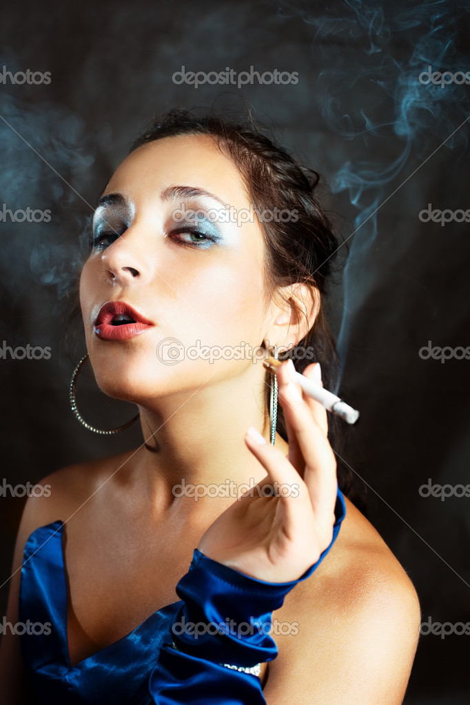 Smoking babes amateur videos Smoking sex videos