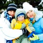 Happy family — Stock Photo #2000130