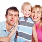 Happy family — Stock Photo #2001428