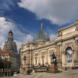 Stock Photo: View of Dresden