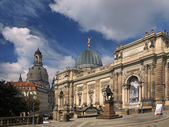 View of Dresden — Stock Photo
