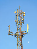 Mobile transmitter — Stock Photo