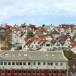 Royalty-Free Stock Photo: Roofs of Stavanger.