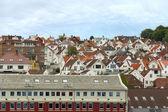 Roofs of Stavanger. — Stock Photo