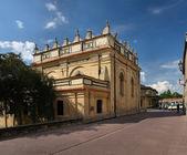 Synagogan i zamosc — Stockfoto