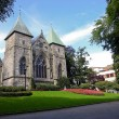 Stavanger Cathedral — Stock Photo