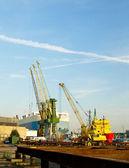Port of Gdynia — Stock Photo