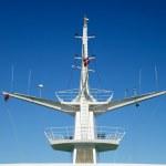 Mast ships — Stock Photo #2569180