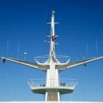 Mast ships — Stock Photo