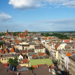 Panorama of Torun — Stock Photo